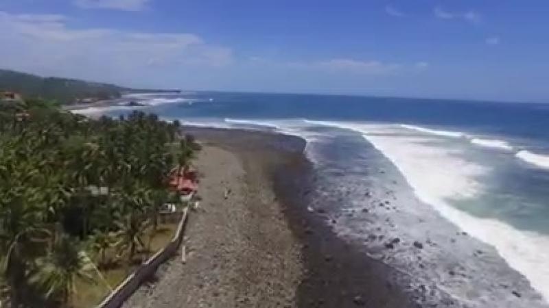 El Salvador visto desde un drone 😍.mp4