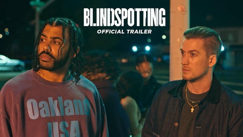 Blindspotting 2018 Movie Official Trailer Daveed Diggs Rafael Casal