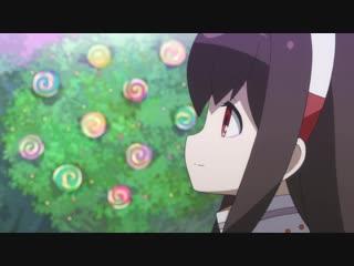 Merc Storia: Mukiryoku no Shounen to Bin no Naka no Shoujo / История Мерк - 6 серия [Озвучка: Рейви & Rina Grey (AniMaunt)]