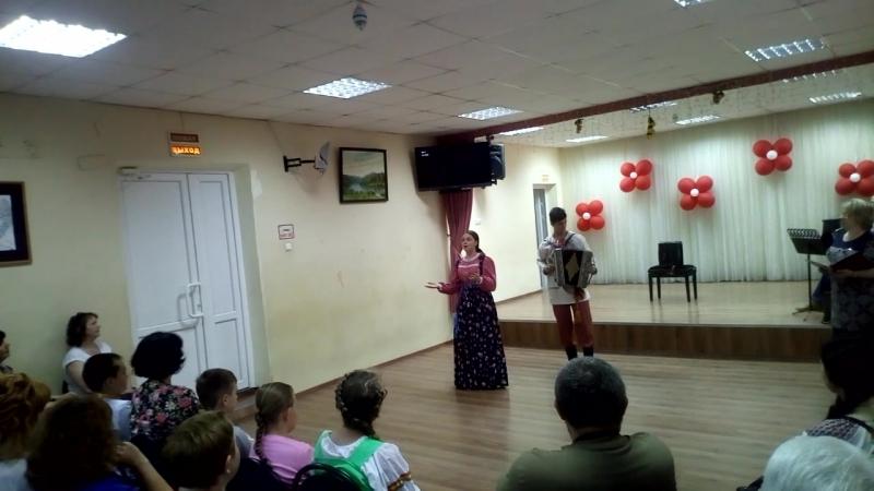 Никита Краснов и Ангелина Бубнова май 2018