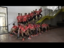 Футболисты «Айнтрахта» желают удачи Анте Ребичу