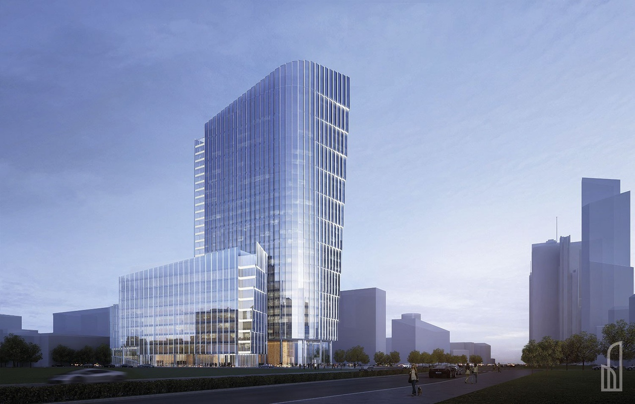 Mennica Legacy Tower /Goettsch Partner
