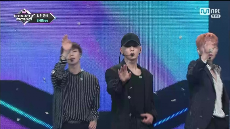 [Comeback Stage] 180531 SHINee (샤이니) - All Day All Night Good Evening (데리러 가)