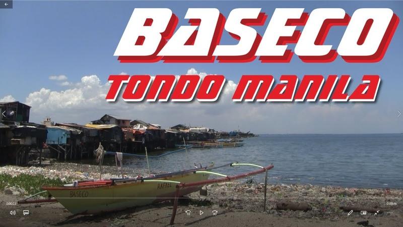 BASECO COMPOUND REHABILITATION LATEST UPDATE 💖 💖 : Ang mukha ng Baseco compound dati | Minami Oroi