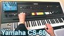 Yamaha CS-60 Strymon Big Sky = Ambient chillout music 【Synth Demo】