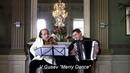 ACCORDION: Bukhvostov, Korostelyov, Nakapkin, Gusev ACCORDEON Kurylenko Berman Violin Куриленко баян