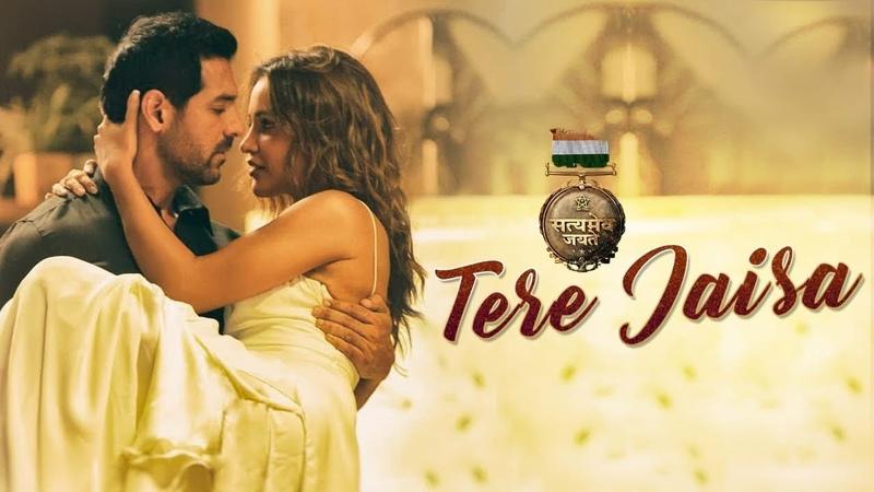 Tere Jaisa Video Song   SATYAMEVA JAYATE   Arko   Tulsi Kumar   John Abraham   Aisha Sharma