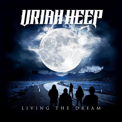 Uriah Heep альбом Living the Dream