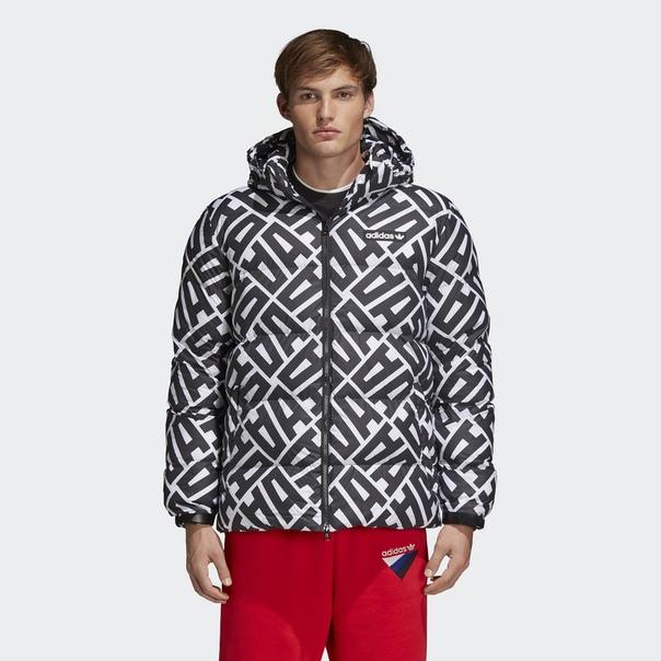 Утепленная куртка Graphic