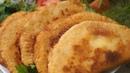 Хрустящие Пирожки Ругувачки Тесто просто потрясающее