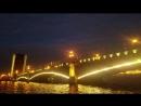 Белые ночи Развод мостов с Невы