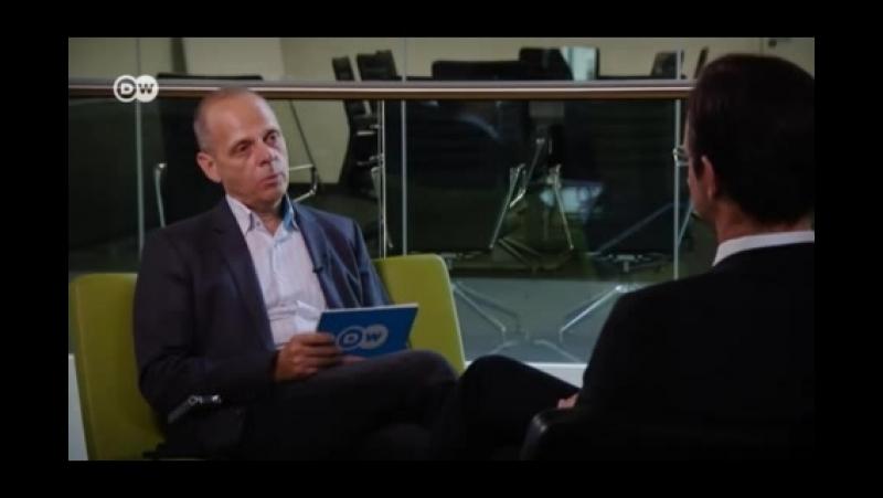 2018 06 07 Интервью DW Уполномоченный правительства ФРГ по РФ Дирк Визе Интерес к Германии в России велик