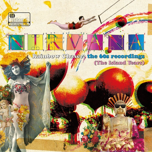 Nirvana альбом Rainbow Chaser: The 60s Recordings (The Island Years)