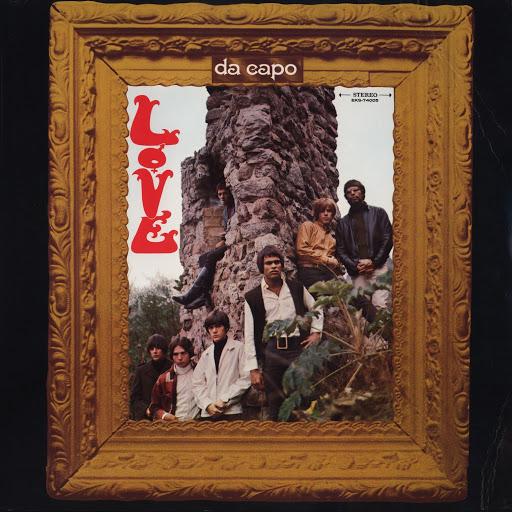 Love альбом Da Capo