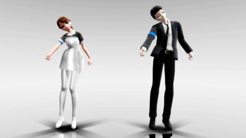 Connor and Kara-Shake It Off