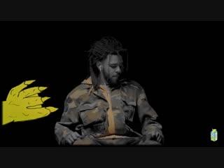 J.I.D - Off Deez ft. J. Cole (Dir. by @_ColeBennett_)