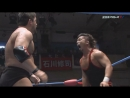 Shingo Takagi vs Shuji Ishikawa AJPW Champion Carnival 2018 Day 14