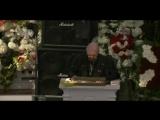 Речь Роба Халфорда на похоронах Лемми (русский перевод) (Rob Halford's speech at Lemmy's funeral)