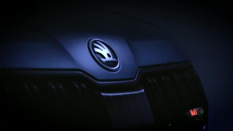 Skoda Kodiaq RS.Самый быстрый SUV Skoda