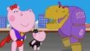 Дети Супергерой ГИППО Сражается Суперзлодеи Наносят Ответный Удар Игра Для Детей Как Мульт