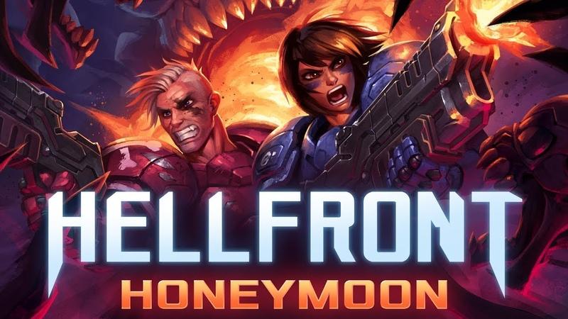 HELLFRONT: HONEYMOON | Launch Trailer | Coming Dec 19