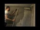Штукатурка выравнивание штукатуркой стен под правило без маяков