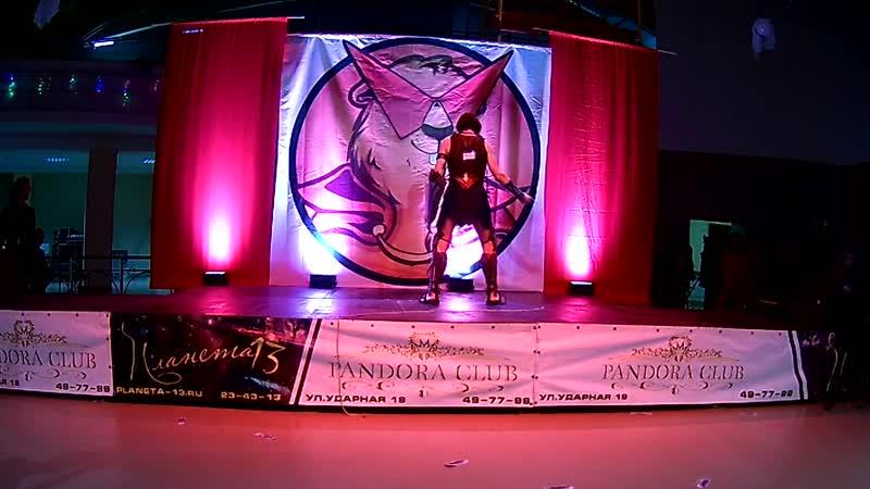 Выступления членов жюри - Tanatos in Flame