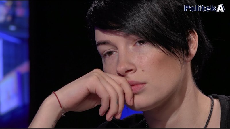 Анастасия Приходько - о кулебяках украинской сцены и своей стране / Politeka Online