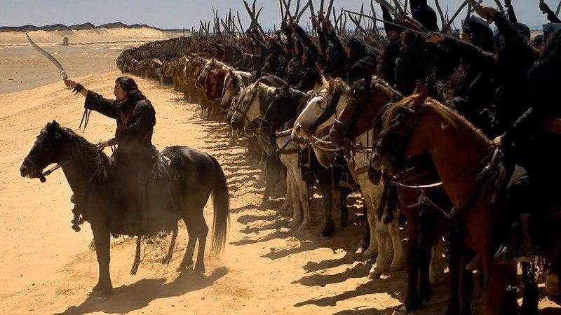 Племена меджаев против армии Анубиса. Имхотеп против Рика | Мумия возвращается