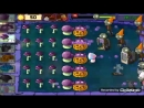 Last stand-night пазлы! Plants vs zombies27