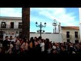 Plaza de la iglesia San Sebastian, Jueves Santo ALHAURIN de la TORRE 2018 Malaga, 2903