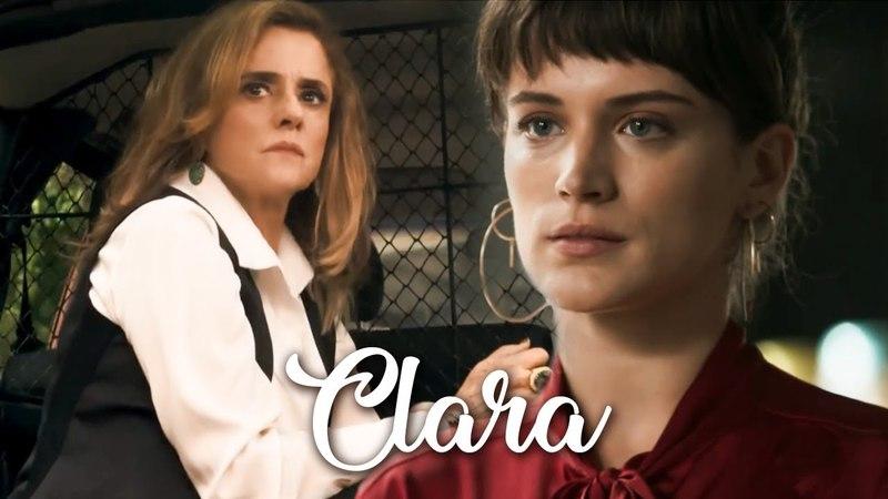 A História de Clara   Parte 18: Sophia é presa