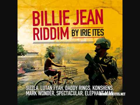 BILLIE JEAN RIDDIM MEGAMIX (HIP HOP MIX) IRIE ITES RECORDS
