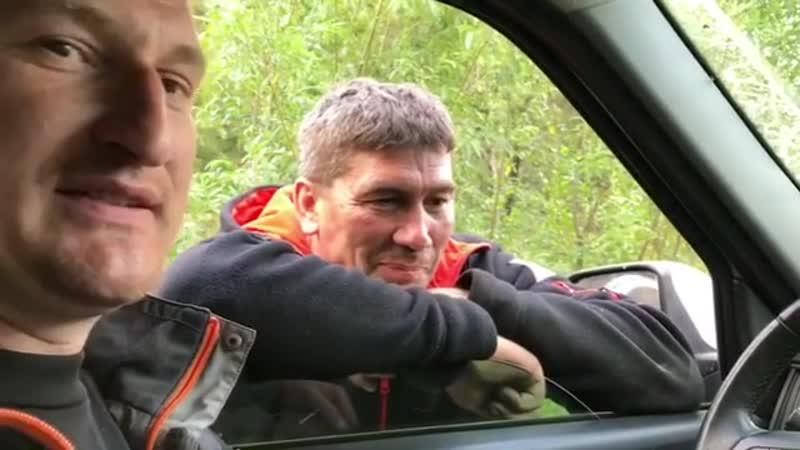 Про тяжелый операторский труд.. redoffroadexpedition