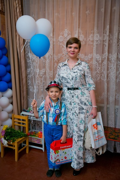 Машулька Мельникова