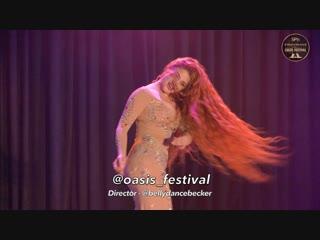 17 Oasis Festival Gala Show - Oxana Bazaeva ( Iraqi )