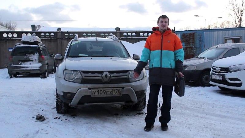 Отзыв Александра Скокова о масле SUPROTEC Atomium для Renault Duster