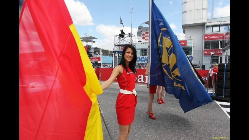 22.07.2012 г. Гран-При Германии,Хокенхайм. Гонка
