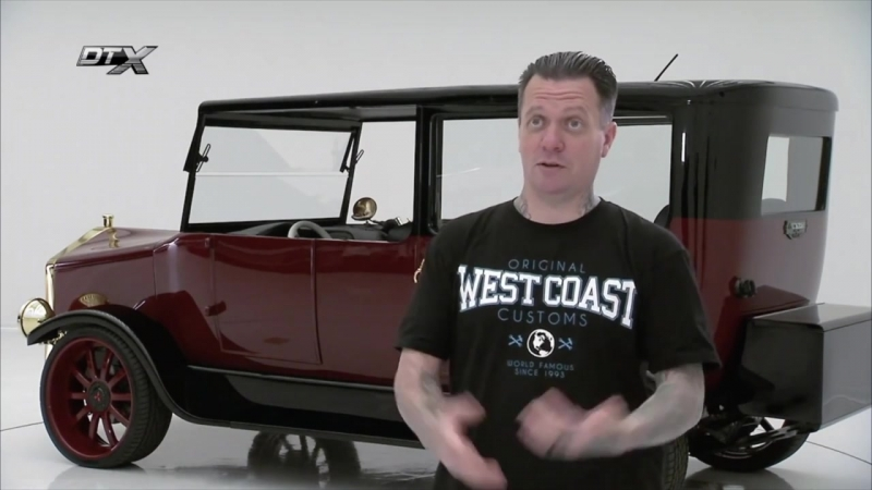 West Coast Customs суперкар Mitsubishi А 1