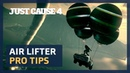 How to Just Cause 4 Grapple Hook Air Lifter Pro Tips