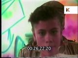 1980s Graffiti Artists, DJ on Decks, Hip Hop