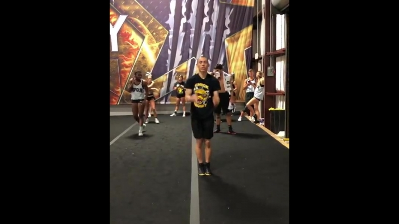 Cheer / Standing