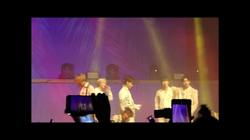 [VK][180812] MONSTA X fancam - Tropical Night @ The 2nd World Tour: The Connect in Sao Paulo