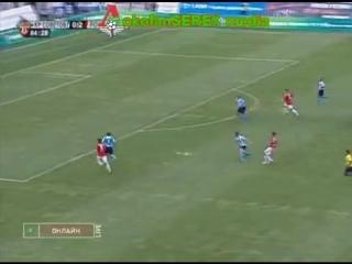 Все голы Локомотива в сезоне 2009