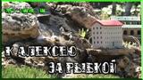 ВЛОГ в монастырь к Алексею за живностью