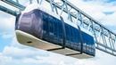 Презентация струнного транспорта Юницкого SkyWay Presentation of SkyNay Unicorn String Transport