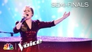 Sarah Graces Vocals Soar to Sign of the Times - The Voice Live Semi-Final, Top 8 Performances