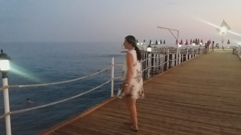 Прощавай море Буду сумувати