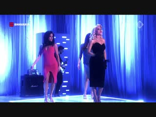 Rita Ora - Anywhere / Lonely Together / Let You Love Me (The Graham Norton Show 24-13 - 2018-12-31)