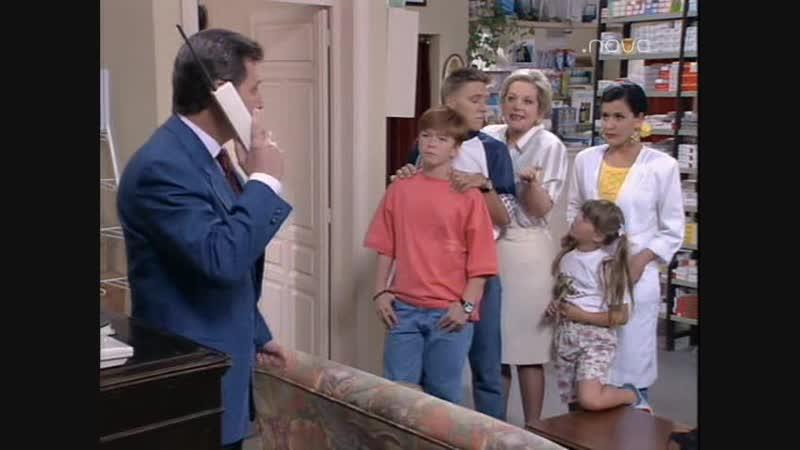 Дежурная Аптека 3 сезон 40 серия Телесериал 1993